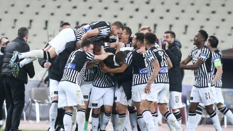 Τη κατάλληλη στιγμή κέρδισε ο ΠΑΟΚ ντέρμπι εκτός έδρας - Φωτογραφία 1
