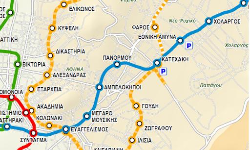 Η μεγάλη ευκαιρία της γραμμής 4 του Μετρό. - Φωτογραφία 1