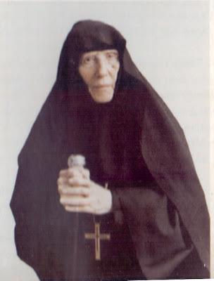 Η Γερόντισσα Ακυλίνας της Ιεράς μονής Αναλήψεως (Σίψα) - Φωτογραφία 2