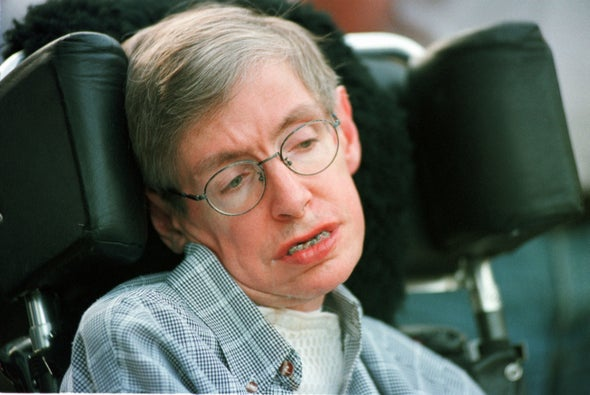 Stephen Hawking: Ο άνθρωπος πίσω από τον μύθο - Φωτογραφία 1
