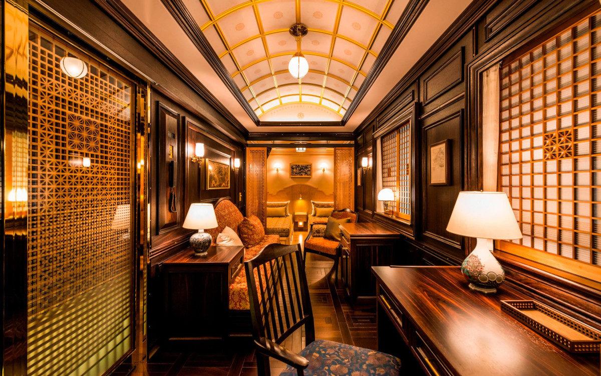 Ταξιδεύοντας με το πιο πολυτελές τρένο στον κόσμο (βίντεο). - Φωτογραφία 1