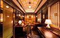 Ταξιδεύοντας με το πιο πολυτελές τρένο στον κόσμο (βίντεο).