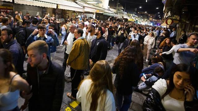 Κοροναϊός - Ισραήλ: Παύει να είναι υποχρεωτική η χρήση μάσκας στους εξωτερικούς χώρους - Φωτογραφία 1