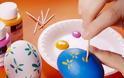 15 Τρόποι - τεχνικές για να βάψετε πασχαλινά αυγά - Φωτογραφία 27