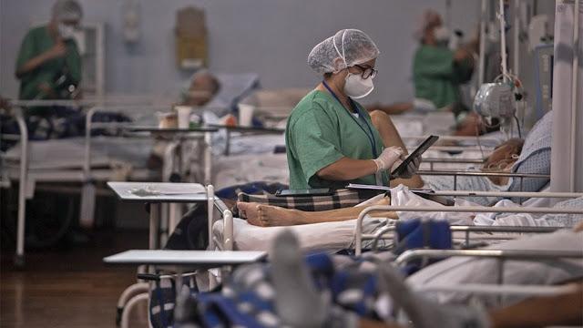 Κοροναϊός - Βραζιλία: Δραματική η κατάσταση - Δεν έχουν φάρμακα για αναισθησία και διασωληνώνουν ασθενείς ξύπνιους - Φωτογραφία 1