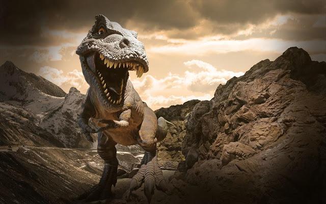Περισσότεροι από 2,5 δισ. Τυραννόσαυροι ρεξ τρομοκρατούσαν την ζωή στην Γη - Φωτογραφία 1