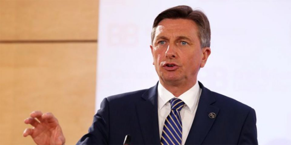 «Φωτιά» βάζει το non paper για αλλαγή συνόρων στα Βαλκάνια – Εξηγήσεις ζητά ο πρόεδρος της Σλοβενίας - Φωτογραφία 2