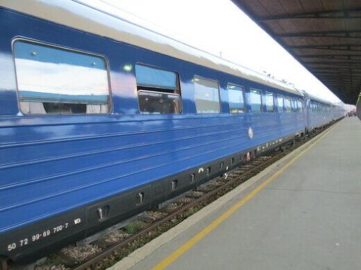 Το μπλε τρένο του Τίτο. - Φωτογραφία 1