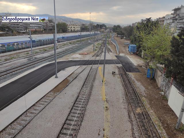 Θεσσαλονίκη: Ολοκληρώθηκαν τα έργα ανακαίνισης στο αμαξοστάσιο της ΤΡΑΙΝΟΣΕ. - Φωτογραφία 1