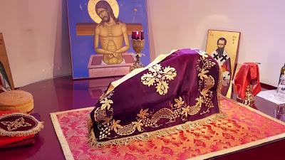 «Στην Αγία Πρόθεση έχουν θέση μόνο τα μέλη της Εκκλησίας» - Φωτογραφία 1