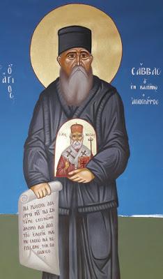 Ο Άγιος Σάββας εν Καλύμνω υπήρξε Εκείνος που ζωγράφισε την πρώτη εικόνα του Αγίου Νεκταρίου! - Φωτογραφία 2