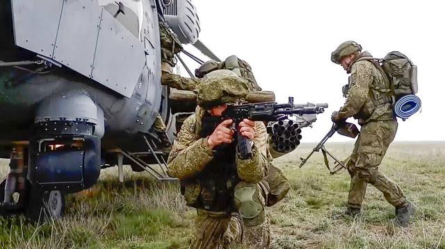 Η Ρωσία αποσύρει στρατεύματα μετά τη «γιγαντιαία» ανάπτυξη στα σύνορα με την Ουκρανία - Φωτογραφία 1