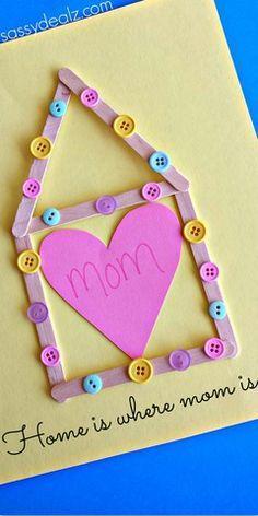 Παιδικές Κατασκευές για την Γιορτή της Μητέρας - Φωτογραφία 14