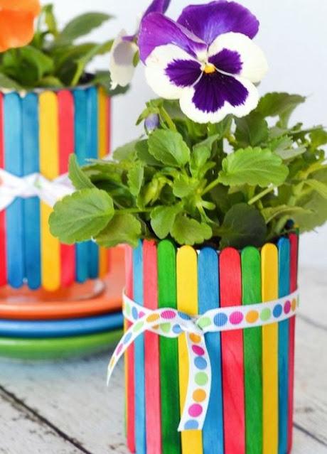 Παιδικές Κατασκευές για την Γιορτή της Μητέρας - Φωτογραφία 4