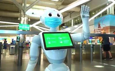 Pepper: Το ρομπότ που «ζει» και στην Ελλάδα το πρώτο που… μιλά φωναχτά - Φωτογραφία 1