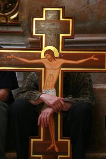 Μην κλαίς για τον Χριστό! - Φωτογραφία 1