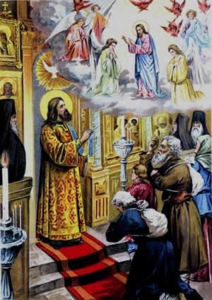 Το όραμα του αγίου Σεραφείμ του Σάρωφ την Μεγάλη Πέμπτη..! - Φωτογραφία 2