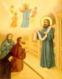 Το όραμα του αγίου Σεραφείμ του Σάρωφ την Μεγάλη Πέμπτη..! - Φωτογραφία 3