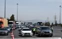 Πάσχα: Ο κακός χαμός στα διόδια Ελευσίνας - «Ουρές» χιλιομέτρων λόγω των ελέγχων