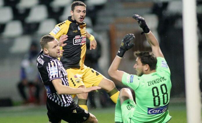 Μόνο ο Γαλανόπουλος διασώθηκε από την ΑΕΚ - Φωτογραφία 1
