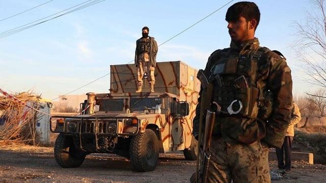 Αφγανιστάν: Προειδοποίηση των Ταλιμπάν καθώς ΗΠΑ και NATO άρχισαν να αποσύρουν τις δυνάμεις τους - Φωτογραφία 1