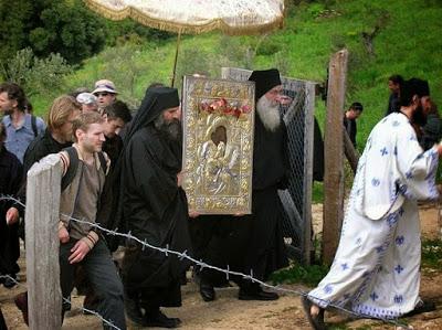 Μωυσής Μοναχός Αγιορείτης (†) - Μια λιτανεία τελείωσε. Μια λιτανεία άρχισε. Μια λιτανεία συνεχίζεται … - Φωτογραφία 2