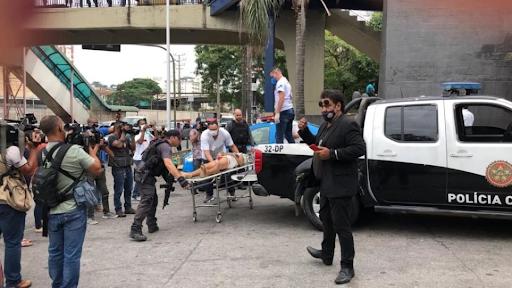 Βραζιλία: Πυροβολισμοί με πολλούς νεκρούς στο μετρό του Ρίο ντε Τζανέιρο. - Φωτογραφία 1