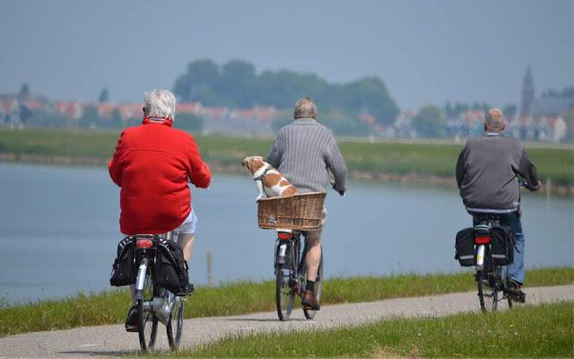 Οι ποδηλάτες 70 έως 80 ετών διαθέτουν το ανοσοποιητικό σύστημα ενός 20άρη - Φωτογραφία 1
