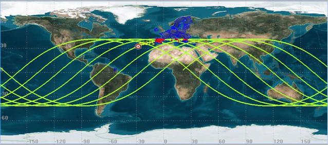 Που θα πέσει ο ανεξέλεγκτος Κινέζικος πύραυλος; - Φωτογραφία 1