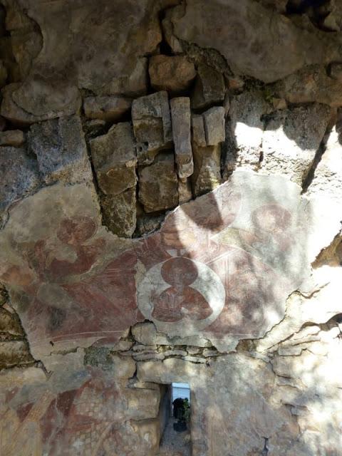 Στα βήματα της Ιστορίας. -Ο ξεχασμένος Ναός του Αγίου Νικολάου στον Αετό Ακτίου-Βόνιτσας. - Φωτογραφία 1