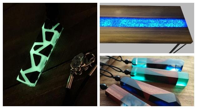 DIY Ιδέες-Κατασκευές με χρώματα που φωσφορίζουν στο σκοτάδι - Φωτογραφία 23
