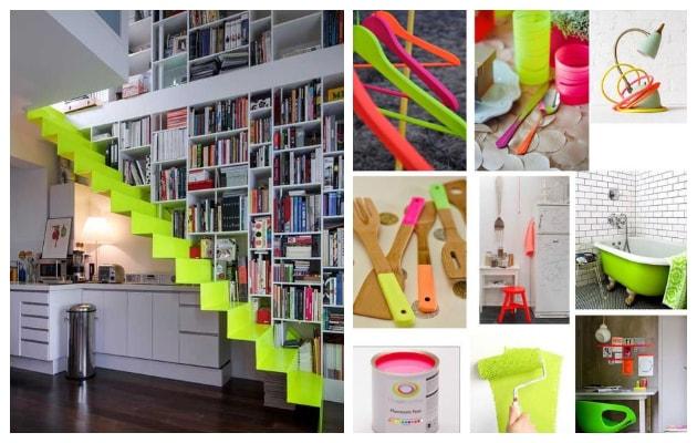DIY Ιδέες-Κατασκευές με χρώματα που φωσφορίζουν στο σκοτάδι - Φωτογραφία 3