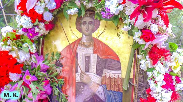 Με λαμπρότητα εορτάστηκε Ο Αγίος Νικόλαος εν Βουνένοις στη Βόνιτσα. (φωτογραφίες Μιχάλης Κουτουρίνης) - Φωτογραφία 1