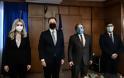 Νέοι δρόμοι συνεργασίας Ελλάδας και Πορτογαλίας στον τομέα ιχθυοκαλλιεργειών και ιχθυηρών, μετά από τη συνάντηση Λιβανού - Santos