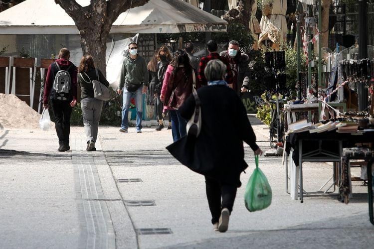 Η κατανομή των 1402 κρουσμάτων σήμερα Δευτέρα 17/05. 687 νέα κρούσματα στην Αττική, 134 στη Θεσσαλονίκη - Φωτογραφία 1
