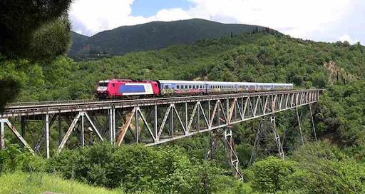 ΕΡΓΟΣΕ: Ελλάδα-Αλβανία με συνδρομή ΕΕ εκσυγχρονίζουν τη σιδηροδρομική σύνδεση. - Φωτογραφία 1