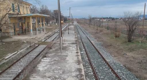 Σε καλό δρόμο το αίτημα της ενεργοποίησης της σιδηροδρομικής γραμμής από το Αμύνταιο προς Πτολεμαίδα και το ΒΙΟΠΑ (πρώην εργοστάσιο ΑΕΒΑΛ). - Φωτογραφία 1