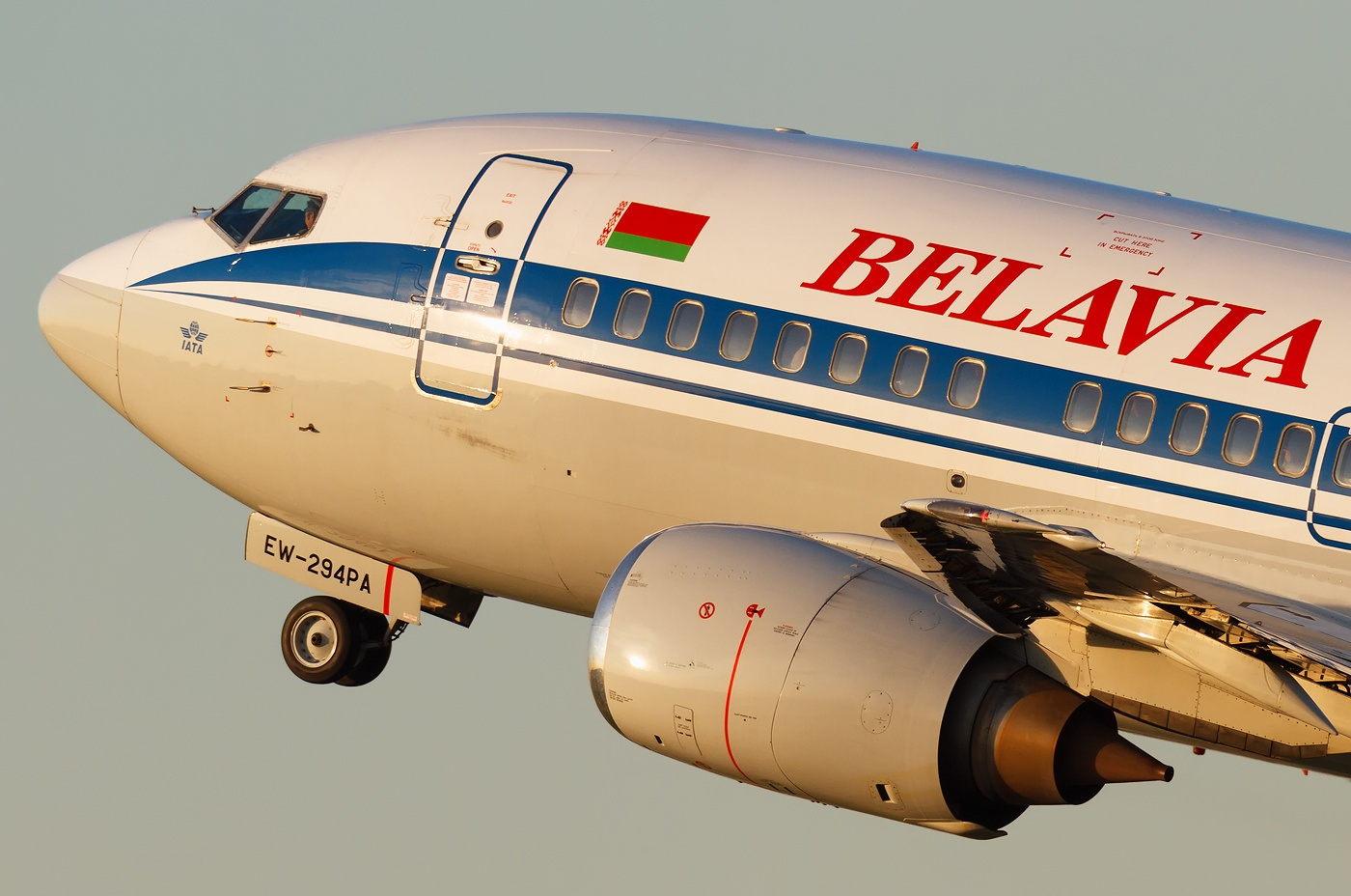 Απαγόρευση πτήσεων αεροπορικών εταιρειών της Λευκορωσίας στον ελληνικό ενάριο χώρο - Φωτογραφία 1