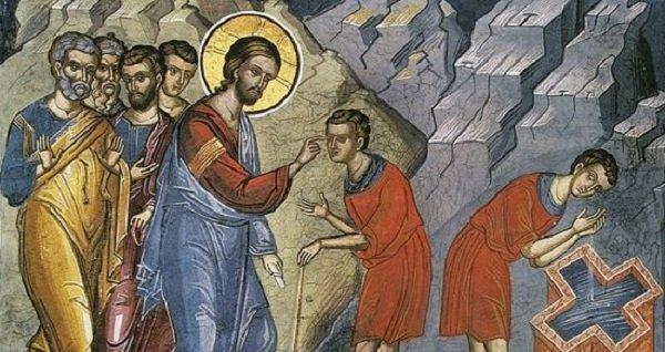 Κυριακή του Τυφλού: Χριστός το Φως της ζωή - Φωτογραφία 3