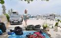 """Καθαρισμός στο  λιμάνι του αγίου Δημητρίου  της Βόνιτσας  από την εθελοντική ομάδα """"Beach Cleaning - Φωτογραφία 3"""