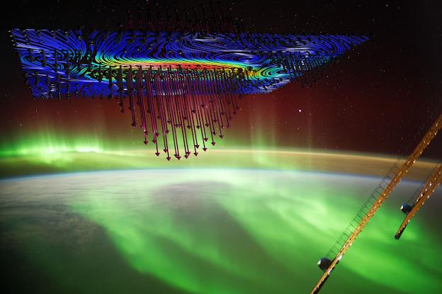 Η προέλευση του φωτός που εκπέμπει το Βόρειο Σέλας - Φωτογραφία 4