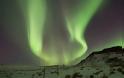Η προέλευση του φωτός που εκπέμπει το Βόρειο Σέλας