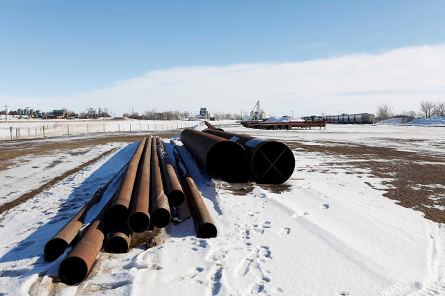 Καναδάς: Ναυάγησε ο αμφιλεγόμενος πετρελαιαγωγός Keystone XL - Φωτογραφία 1