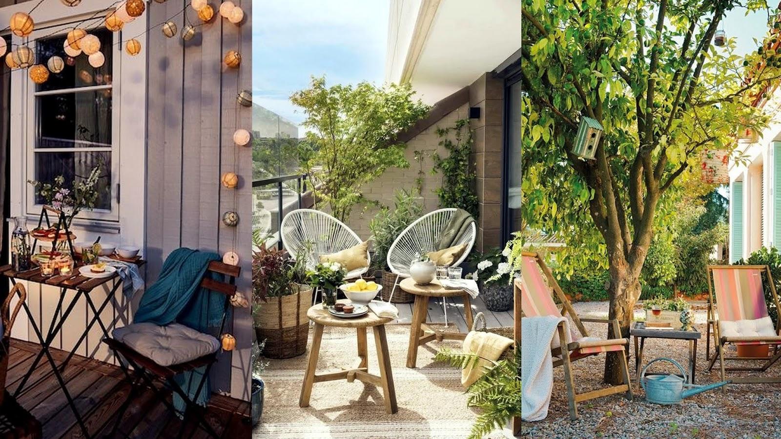 9 Επιλογές σε έπιπλα εξωτερικού χώρου για το φετινό καλοκαίρι - Φωτογραφία 2