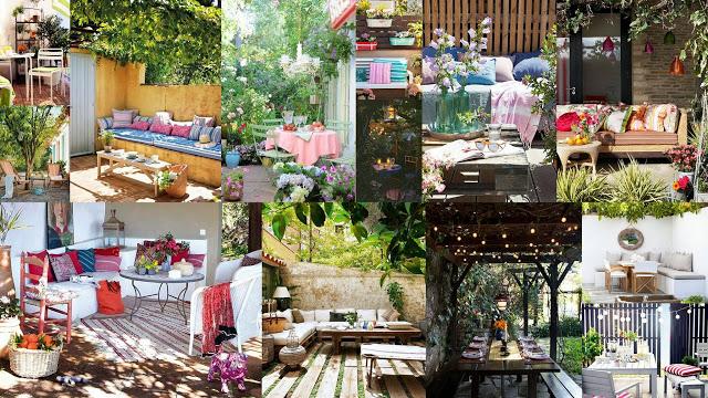 Καλοκαιρινές διαμορφώσεις για  Κήπο - Μπαλκόνι - Φωτογραφία 1