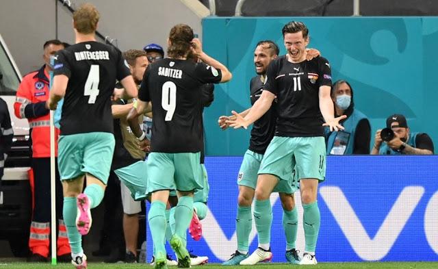 Αυστρία - Βόρεια Μακεδονία 3-1: Οι αλλαγές έδωσαν τη νίκη - Φωτογραφία 1