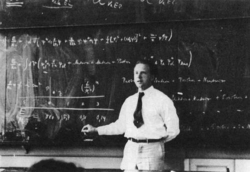 Η διδακτορική διατριβή του Χάιζενμπεργκ - Φωτογραφία 1