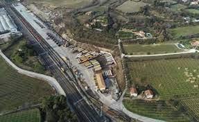Η σήραγγα Brenner θα είναι τέσσερις φορές μεγαλύτερη από την ιταλική πλευρά. - Φωτογραφία 1