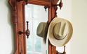 Καλοκαιρινές διακοσμήσεις με ψάθινα ...καπέλα - Φωτογραφία 10