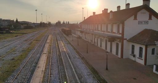 Ικανοποιημένοι αρχικά οι αιρετοί της Δράμας από την ενημέρωση για τη Σιδηροδρομική Εγνατία στο ΥΜΕ. - Φωτογραφία 1